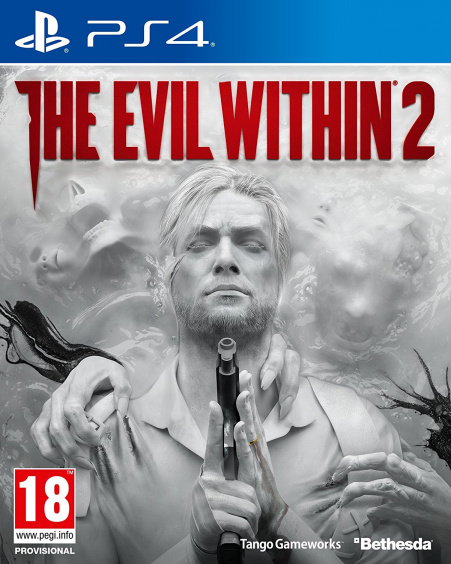 The Evil Within 2 [PS4, Русская версия]