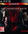 Metal Gear Solid V: The Phantom Pain. Day One Edition [PS3, Русские субтитры]